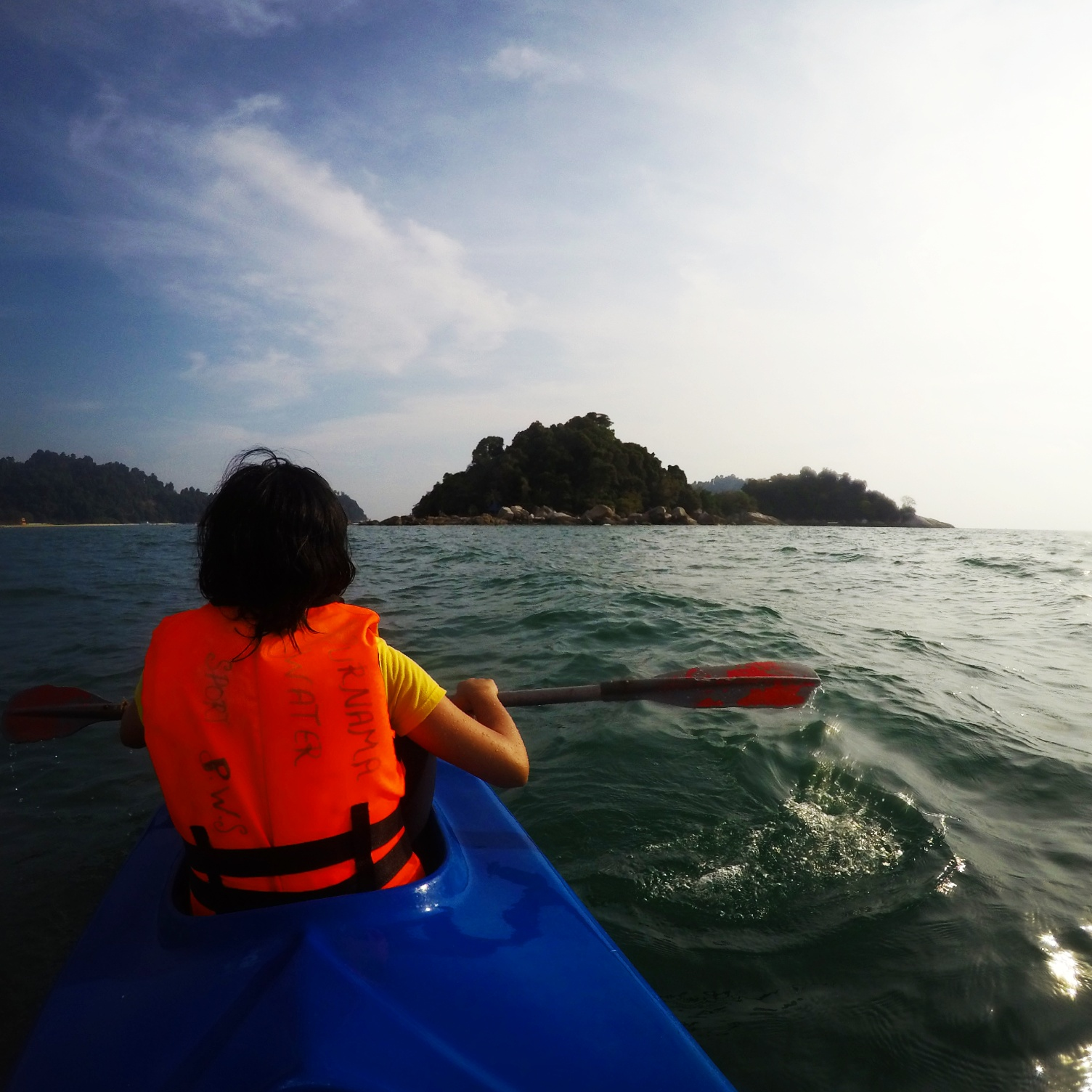 Pangkor, Perak – A Day At The Emerald Waters Of Coral Beach