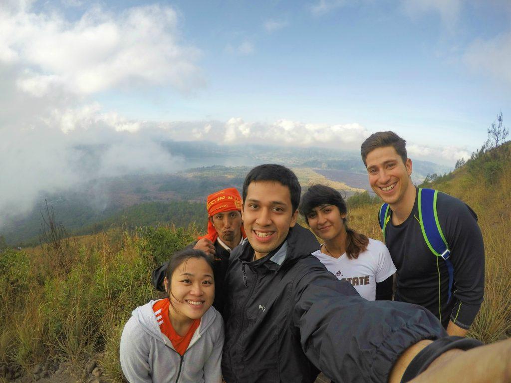 Team Gunung Batur