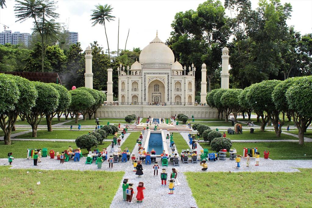 Taj Mahal Miniland