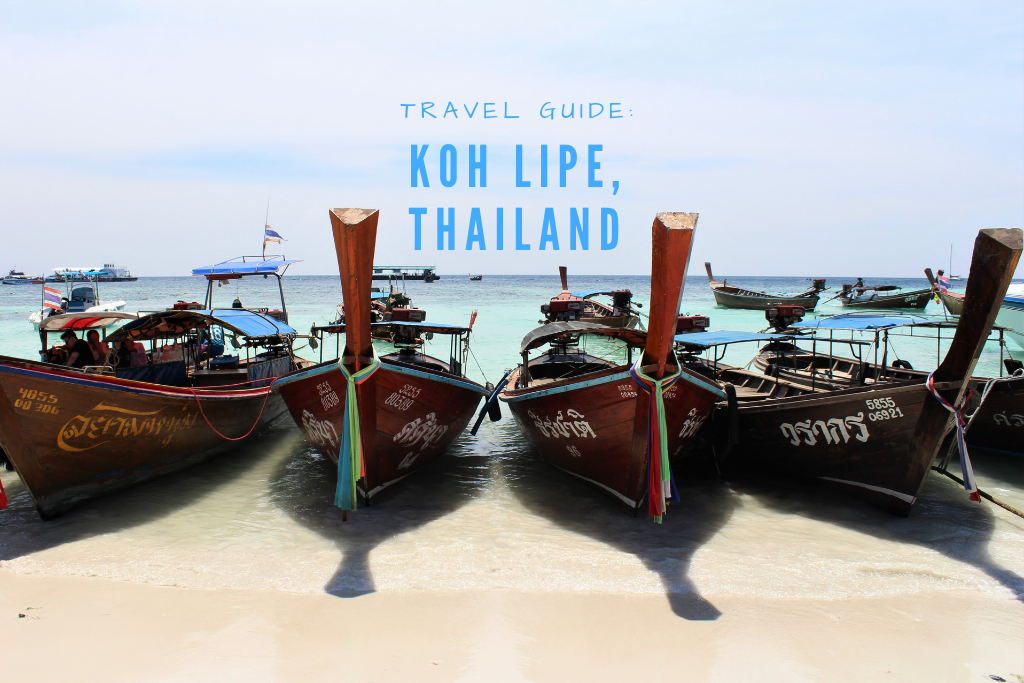 Travel Guide: Koh Lipe, Thailand